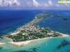 Vista aérea de Isla Mujeres