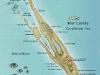 Mapa de Isla Mujeres